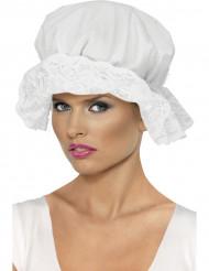 Valkoinen päähine naiset