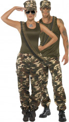 Armeijassa! -pariasu aikuisille