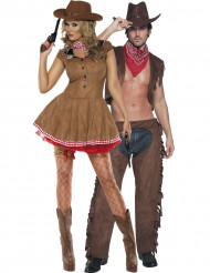 Cowgirl ja cowboy -pariasu aikuisille