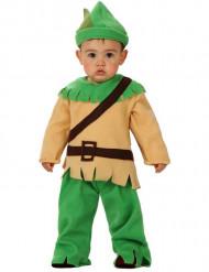 Metsien sankarin naamiaisasu vauvalle
