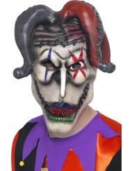 Jokerin halloween-naamari aikuiselle