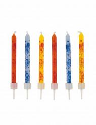 Mikki Hiiri Clubhouse™ -kynttilät, 12 kpl