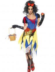 Satuprinsessan halloween-asu naiselle
