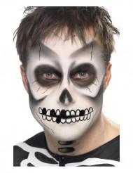 Halloween meikkisetti luuranko