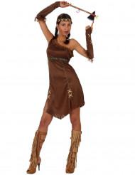 Kimalteleva kotka - Naisten intiaaniasu