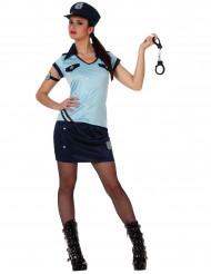 Viettelevä poliisiasu aikuisille