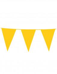 Keltainen lippunauha, 10 m