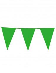 Vihreä lippunauha, 10 m