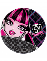 Kartonkilautaset Monster High™ 8 kpl - Halloween