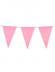 Vaaleanpunainen lippunauha