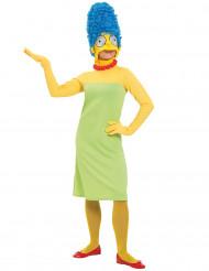 Aikuisten naamiaisasu Marge Simpson - Simpsonit™