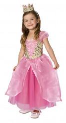 Neiti satuprinsessa - Lasten prinsessa-asu