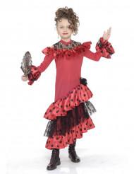 Flamenco-tanssijan asu lapselle