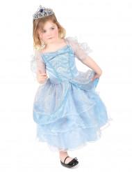 Sininen Satuprinsessa -naamiaisasu lapselle