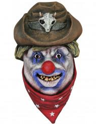 Cowboy-pellen naamio aikuisille