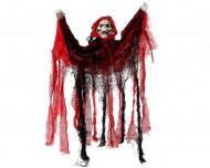 Luurankokoriste 50 cm - Halloween