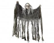 Pelottava pääkallokoriste halloween