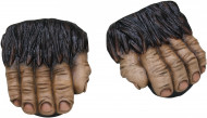 Gorillan kengänpäälliset aikuiselle