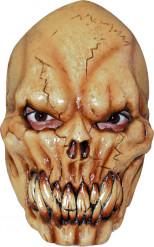Aikuisten kammottava Halloween naamari Luuranko