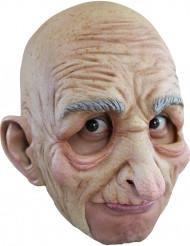 Vanhan miehen naamari aikuiselle halloween 100% latex