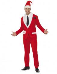 Jouluaiheinen miesten puku