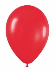 Punaiset ilmapallot 25 cm - 24 kpl