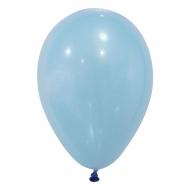 Turkoosit ilmapallot 25 cm - 24 kpl