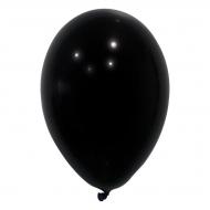24 mustaa ilmapalloa