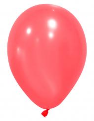 12 punaista ilmapalloa, 28 cm