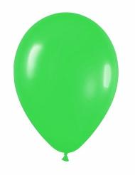 Ilmapallo vihreä 12kpl
