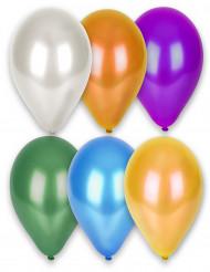 Metallinhohtoinen ilmapallo 12kpl