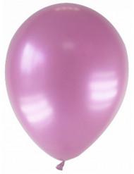 Metallinpinkit ilmapallot 28 cm - 12 kpl