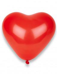 8 sydämenmuotoista ilmapalloa