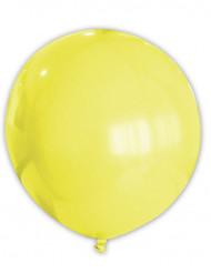Keltainen ilmapallo 80 cm