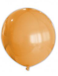 Iso oranssi ilmapallo