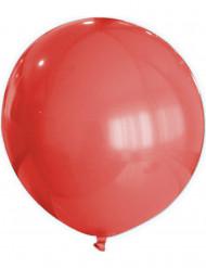 Jättikokoinen punainen ilmapallo - 80 cm