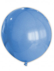Suuri sininen ilmapallo 80 cm