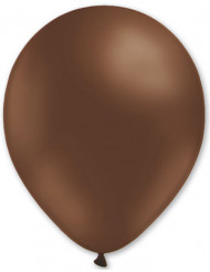 Ruskea ilmapallo 100kpl