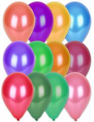 Metallinhohtoisia ilmapalloja 100 kpl