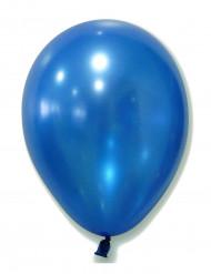 100 Metallinsinistä ilmapalloa