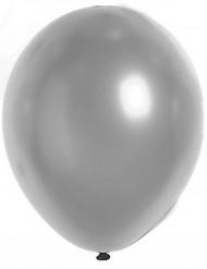 Hopeanhohtoisia ilmapalloja 100 kpl