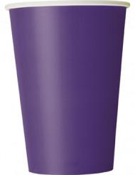 10 violettia pahvimukia