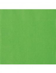 Vihreät servetit 20 kpl
