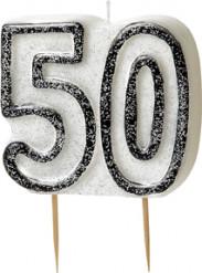 Kakkukynttilä luku 50