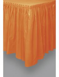 Oranssi pöytäliina