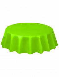 Pyöreä pöytäliina vihreä