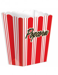 Popcorn-astiat 8 kpl