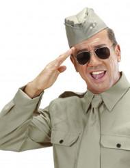 Amerikkalaisen ilmavoimien sotilaan lakki aikuisille