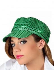 Vihreä diskolippis