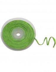 Vihreä paperinaru metallilangalla